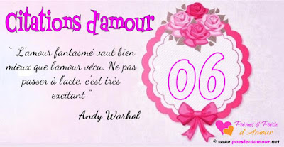 Amour & Citation