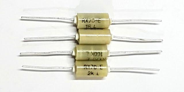 RX70-E resistor