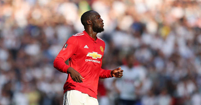 Romelu Lukaku will hope to start for Manchester United against chelsea
