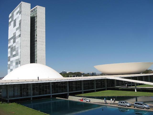 7 maravilhas de Brasília - Congresso Nacional