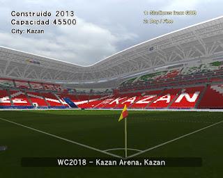 Kazan Arena ( World Cup 2018 )