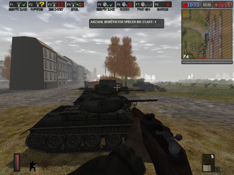 HG] - Blog for BF 1942 News!: Forgotten Hope 0.7 PFC Mappack 5 Preview ...