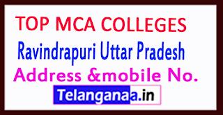 Top MCA Colleges in Ravindrapuri Uttar Pradesh