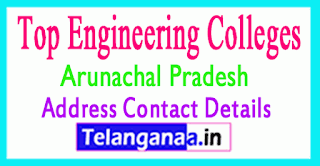 Top Engineering Colleges in Arunachal Pradesh