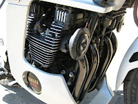 Yamaha 650 Turbo 1982