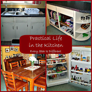 A look into what a Montessori-inspired kitchen looks like.
