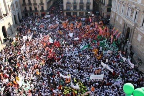 Foto manifestación