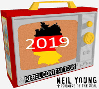 Neil Young Deutschland 2019