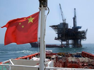 الشركة الصينية (كاتي بتروليم) تفوز بمناقصة شراء النفط اليمني ضمن جهود اعادة تصدير النفط .