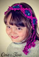 http://www.ravelry.com/patterns/library/spring-headband-and-belt