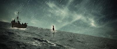 Image result for Jesus walks on water