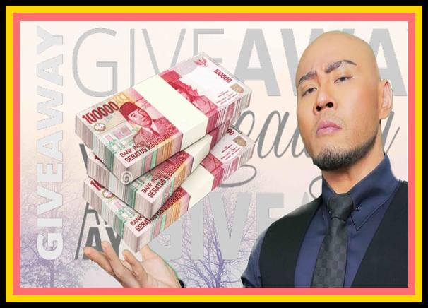 GIVE AWAY Rp 300 JUTA CASH COVER LAGU KEAJAIBAN SEMESTA (Knight Kris)