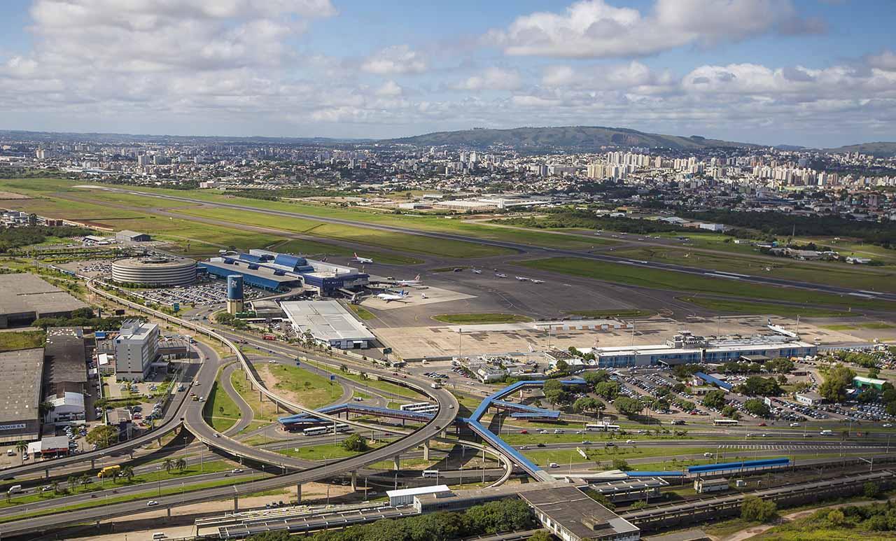 Aeroporto Internacional Salgado Filho Porto Alegre Rs Brasil : Os maiores aeroportos do brasil gigantes mundo