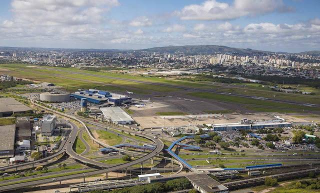 Aeroporto Internacional Salgado Filho - Porto Alegre