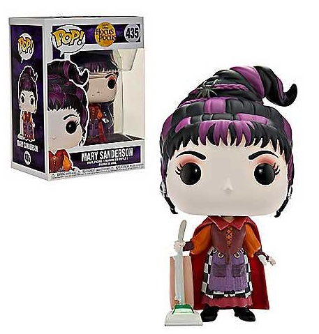 Hocus Pocus Funko Pop from Spirit Halloween Exclusive - Mary Sanderson Funko Pop