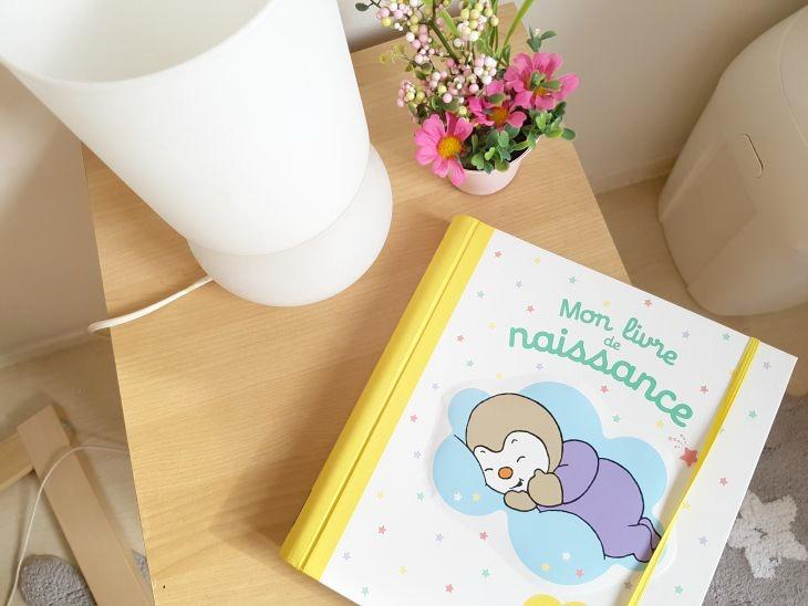 livre de naissance tchoupi