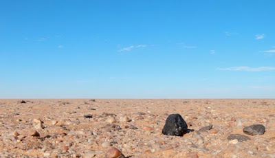 Meteorit Penuh Berlian Di Sudan Mengungkap Pembentukan Planet