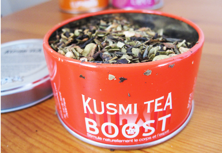 Kusmi Tea Boost review