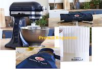 Logo Barilla ''Vinci ogni giorno la tua sfida in cucina'': vinci kit da Chef, Planetaria e premio certo