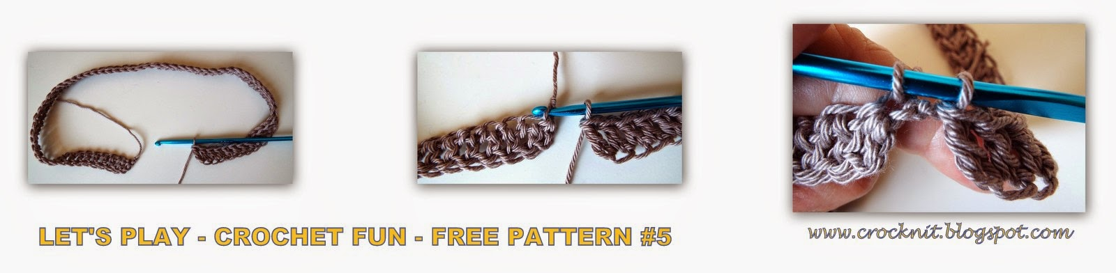 free pattern crochet headband mobius cotton