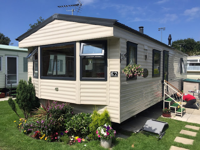 static caravan double glazing windows and doors from Westcoast windows