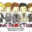 One Direction y Sofía
