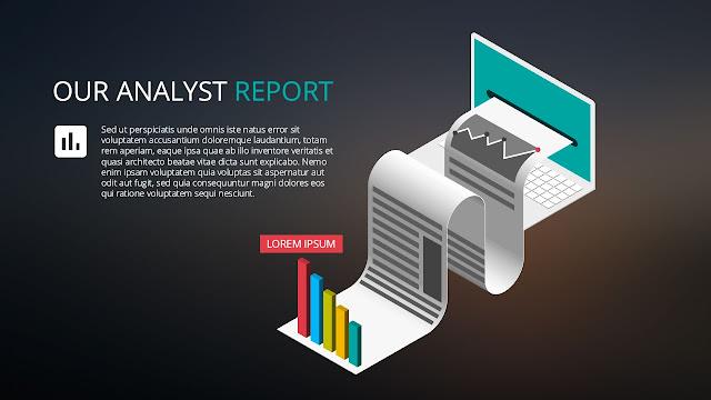 Isometric Style Report.