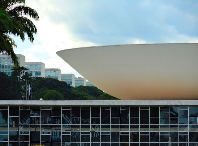 Cúpula da Câmara dos Deputados, Brasília