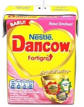 harga Susu Dancow Fortigro UHT