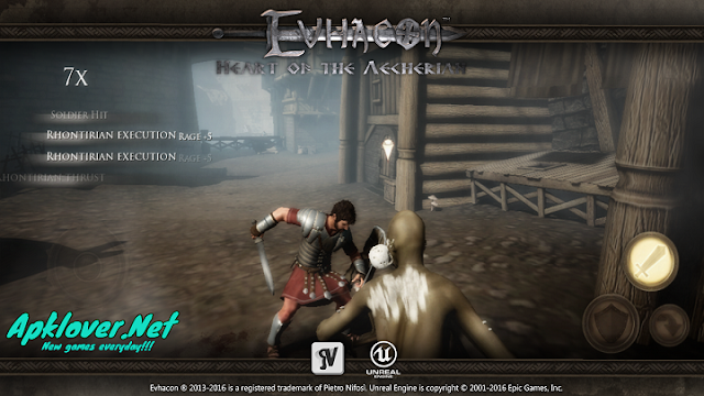 Evhacon 2 HD APK premium