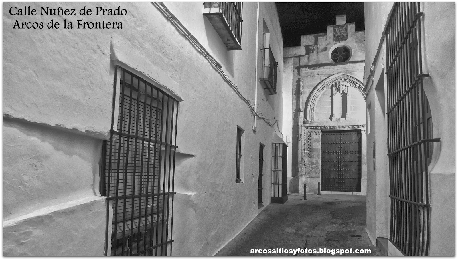 Arcos sitios y fotos calles for Calle prado panetes 10 guadalix de la sierra