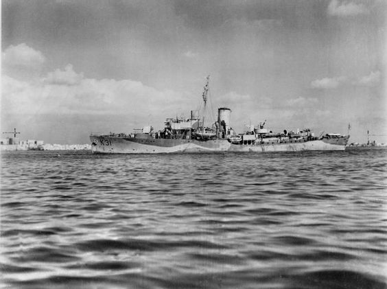 7 March 1941 worldwartwo.filminspector.com HMS Camellia