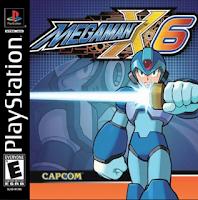 Megaman x6 PS1