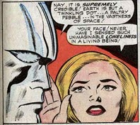 Fantastic Four 49 Silver Surfer Lee-Kirby