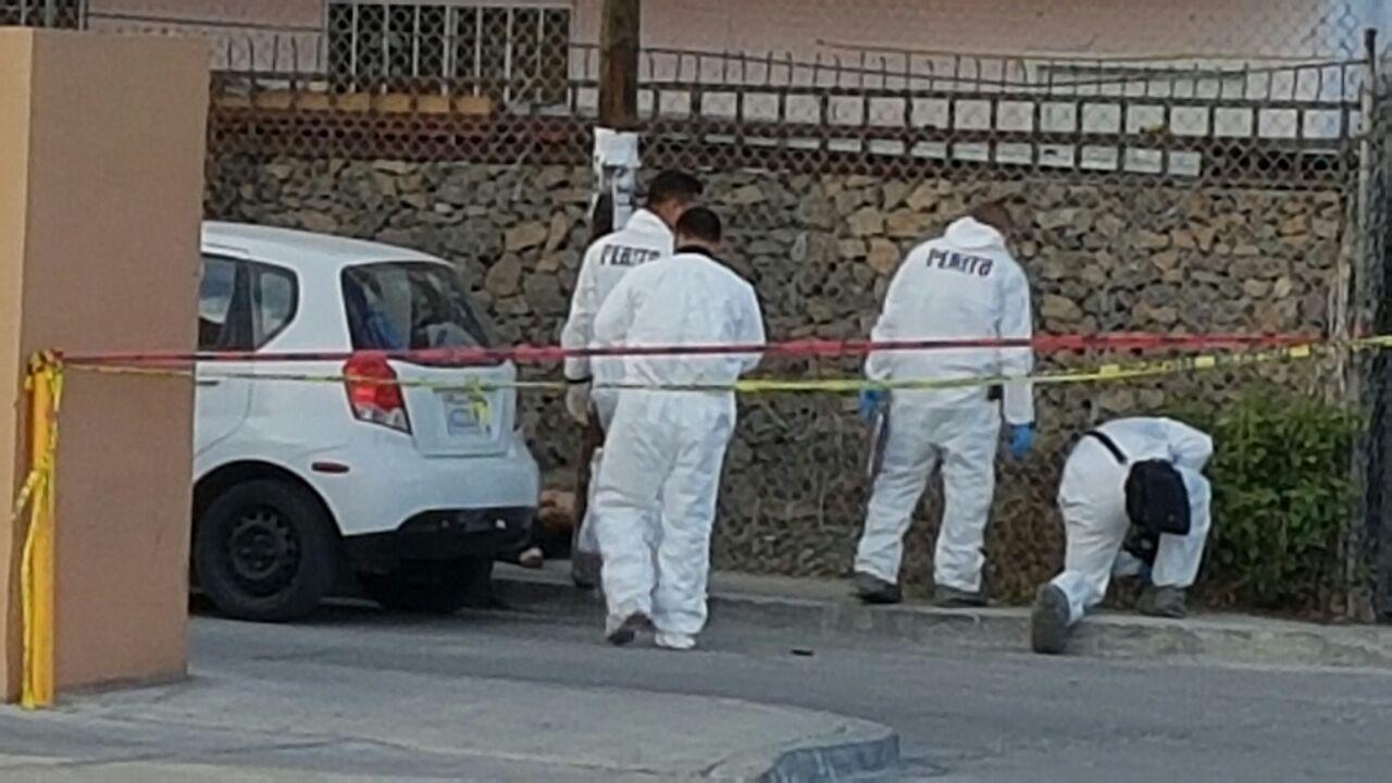Ejecutan a abogado cerca de los Juzgados Civiles de Tijuana