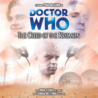 Doctor Who The Creed of the Kromon