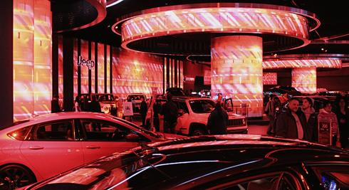 detroit auto show naias 2016
