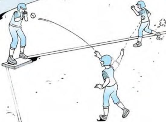 Permainan Softball Materi Pelajaran Smp Mts Kelas 7