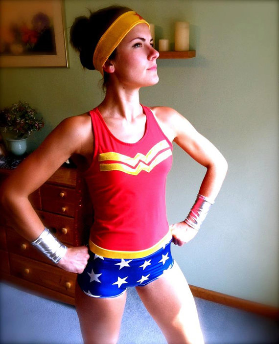 Domestic sluttery run youre wonder woman wonder woman inspired running costume 150 9581 solutioingenieria Image collections