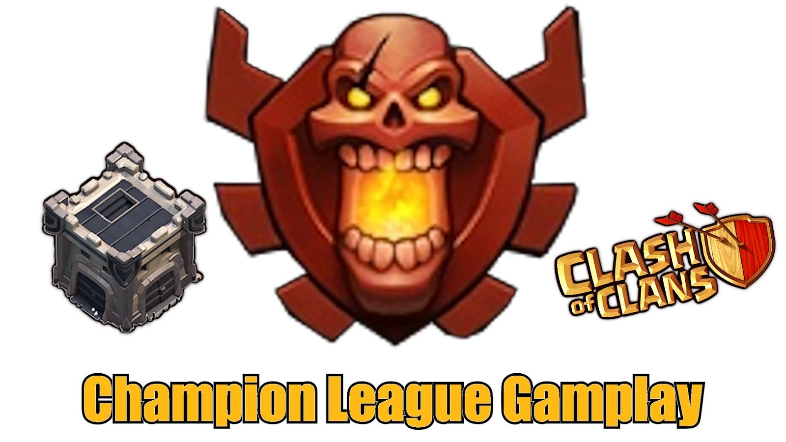 Clash Of Clans Logo Free Download