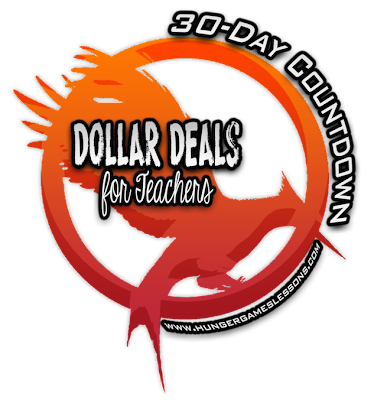 Dollar Deals for Teachers! Great teaching resources for a limited time.