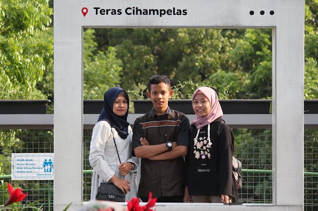 Jadi Baru Kebumen 2018 Tour To Bandung, Best Momen- foto di teras cihampelas bandung 3