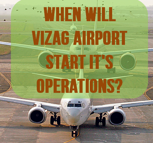 LATEST NEWS VIZAG AIRPORT - PARTIAL RESTORE BY October 18,2014