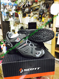 Sepatu Sepeda Scott Trial
