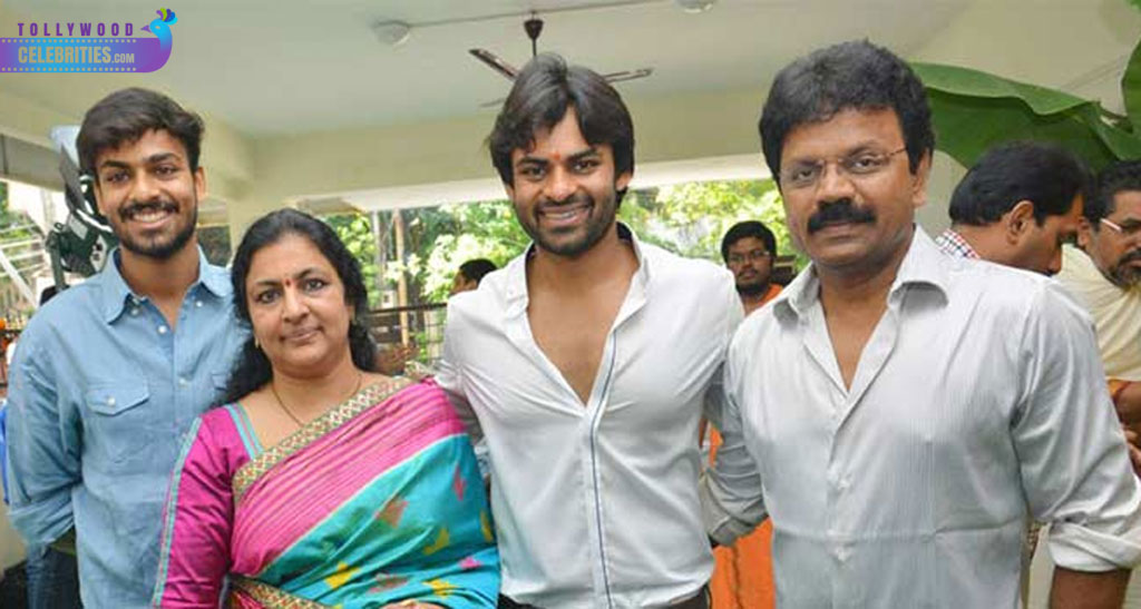Sai Dharam Tej Profile Biography Family Photos and Wiki and Biodata