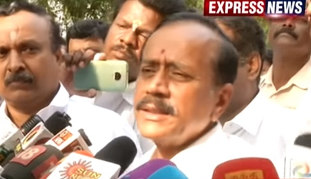 People in Tamil Nadu welcomed the Ramarajya Rath yatra: H Raja