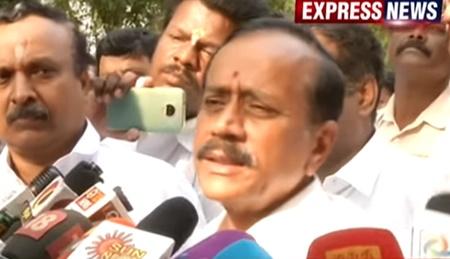 People in Tamil Nadu welcomed the Ramarajya Rath yatra: H Raja