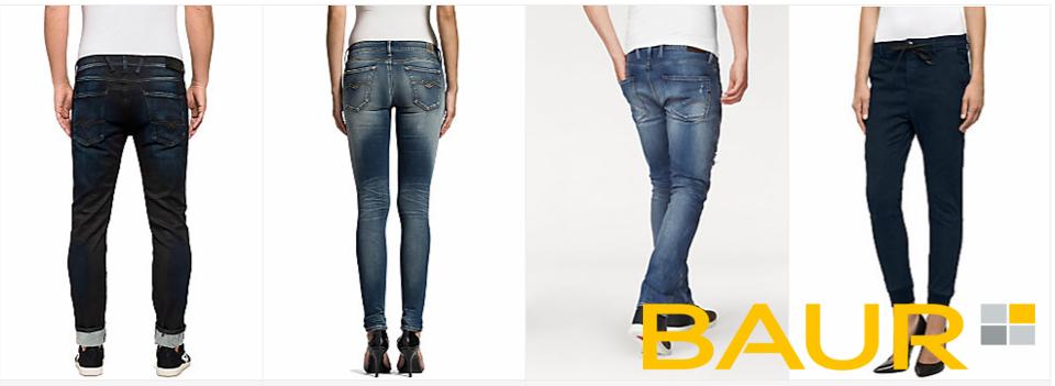 Bei BAUR Replay Jeans auf Rechnung bestellen