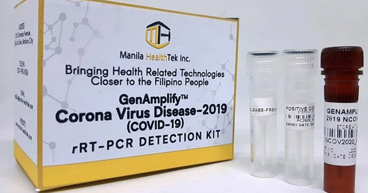 UP-developed COVID-19 test kits now ready for mass production and usage