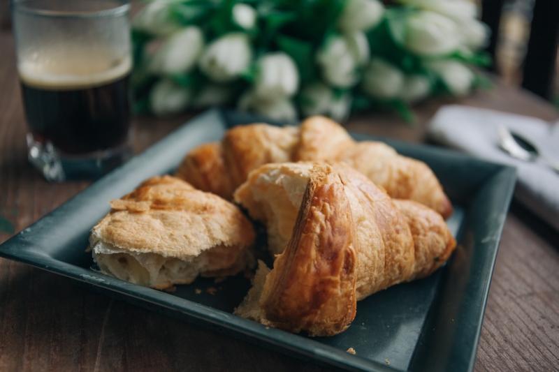 O austriackim pochodzeniu francuskich croissantów